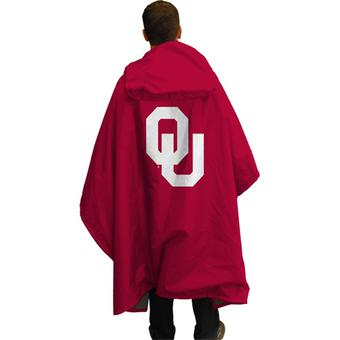 Coleman Oklahoma Sooners 3-in-1 Tailgate Blanket / Poncho / Stadium Seat