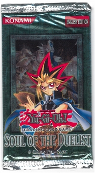 Konami Yu-Gi-Oh Soul of the Duelist Pack