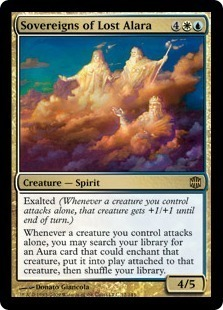 Magic the Gathering Alara Reborn Single Sovereigns of Lost Alara - NEAR MINT (NM)