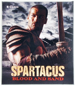 Spartacus Blood and Sand Premium Pack Trading Cards (Rittenhouse 2011)