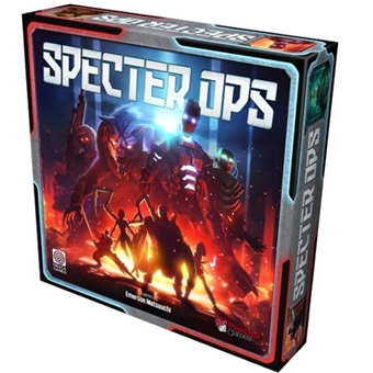Specter Ops: Shadow of Babel (Plaid Hat Games)