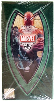 Vs System Marvel Spiderman vs Doc Ock 2-Player Starter Box - French Edition