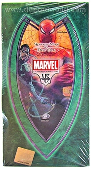 Vs System Marvel Spiderman vs Doc Ock 2-Player Starter Box - Italian Edition