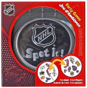 Spot It! NHL (Blue Orange Games)