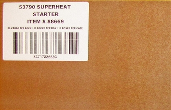 Super Heat Throwdown Skateboard Trading Card Starter 12-Box Case