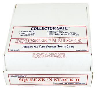 Collector Safe Recessed Snap Tite (150 count case) - CLOSEOUT
