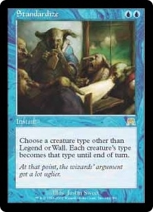 Magic the Gathering Onslaught Single Standardize - NEAR MINT (NM)