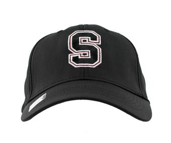 Stanford Cardinals Top Of The World Draft Black Adjustable Hat (Adult One Size)