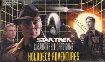 Decipher Star Trek Holodeck Adventures Booster Box