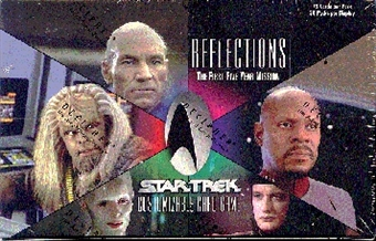 Decipher Star Trek Reflections Booster Box