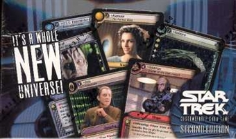 Decipher Star Trek Second Edition Booster Box