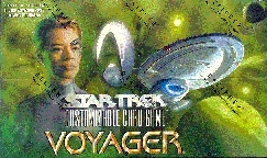 Decipher Star Trek Voyager Booster Box