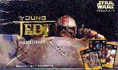 Decipher Star Wars Young Jedi Boonta Eve Podrace Booster Box