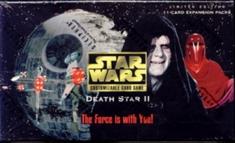 Decipher Star Wars Death Star 2 Booster Box