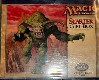 Magic the Gathering Starter Series Gift Box