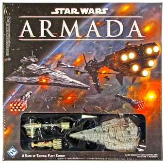 Star Wars: Armada Core Set Box