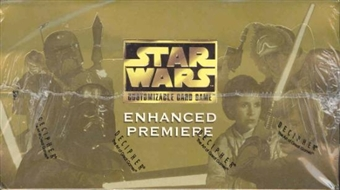 Decipher Star Wars Enhanced Premiere Booster Box