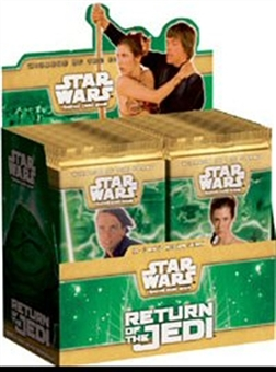 WOTC Star Wars TCG Return of the Jedi Booster Box