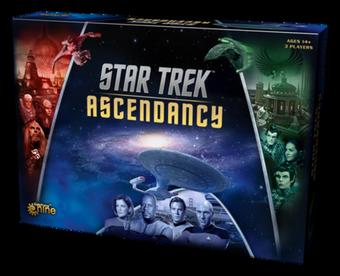 Star Trek: Ascendancy (Gale Force Nine)