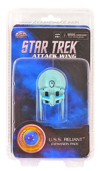 Star Trek Attack Wing: Federation U.S.S Reliant Expansion Pack