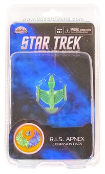 Star Trek Attack Wing: Romulan R.I.S. Apnex Expansion Pack