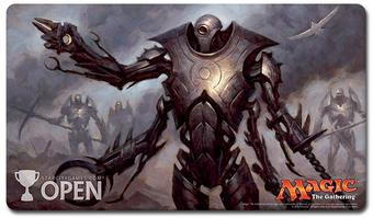 Magic the Gathering Steel Overseer Playmat