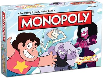 Monopoly: Steven Universe (USAopoly)