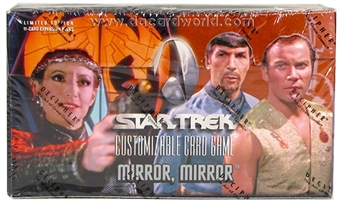 Decipher Star Trek Mirror, Mirror Booster Box