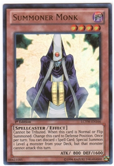 Yu-Gi-Oh Legendary Collection 3 Single Summoner Monk Ultra Rare