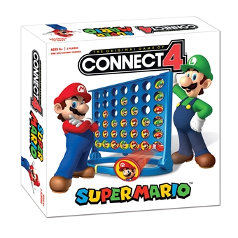 Connect 4: Super Mario (USAopoly)