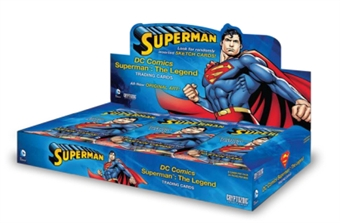 Superman: The Legend Trading Cards Pack (Cryptozoic)