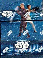 WOTC Star Wars TCG Attack of the Clones Booster Box (11 cards per pack)