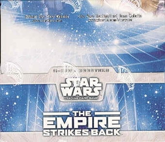 WOTC Star Wars TCG Empire Strikes Back Booster Box