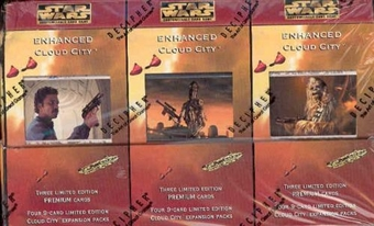Decipher Star Wars Cloud City Enhanced Booster Box