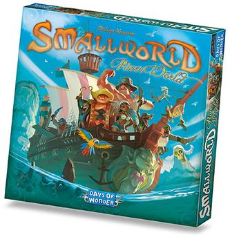 Small World: River World (Days of Wonder)