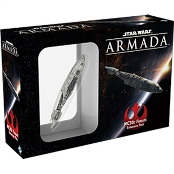 Star Wars Armada: MC30c Frigate Expansion Pack (Presell)