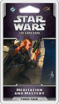 Star Wars LCG: Mediation and Mastery Force Pack (Presell)