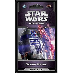 Star Wars LCG: Scrap Metal Force Pack