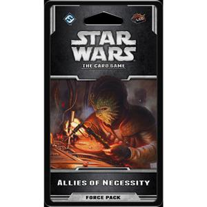 Star Wars LCG: Allies of Necessity Force Pack (FFG)