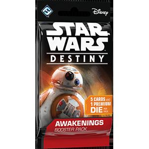 Star Wars: Destiny - Awakenings Booster Pack (FFG)
