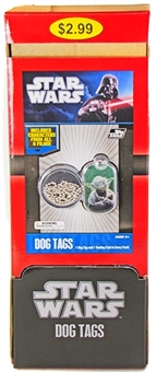 Star Wars Classic Dog Tags 36-Pack Box (Topps 2011)