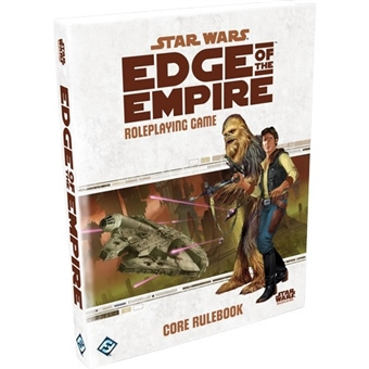 Star Wars RPG Edge Of The Empire Core Rulebook