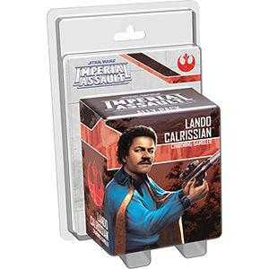 Star Wars Imperial Assault: Lando Calrissian Ally Pack (Presell)