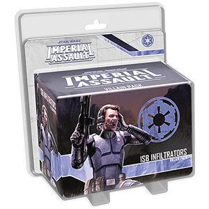 Star Wars Imperial Assault: ISB Infiltrators Villain Pack (Presell)