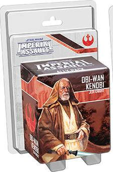 Star Wars Imperial Assault: Obi-Wan Kenobi Ally Pack
