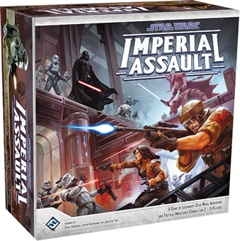 Star Wars Imperial Assault Board Game - Regular Price $99.95 !!!