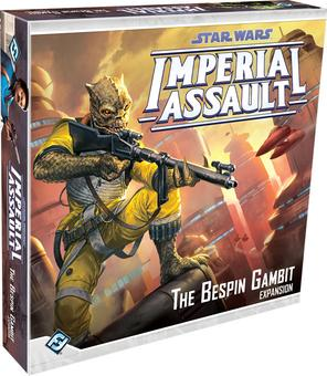 Star Wars Imperial Assault The Bespin Gambit Expansion (Presell)