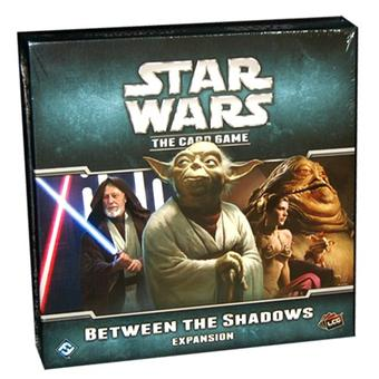 Star Wars LCG: Between the Shadows Deluxe Expansion