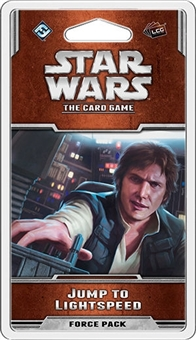 Star Wars LCG: Jump to Lightspeed Force Pack