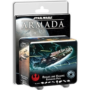 Star Wars Armada: Rogues and Villains Expansion Pack (Presell)